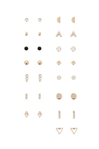 Assorted Stud Earring Set  e52d13072