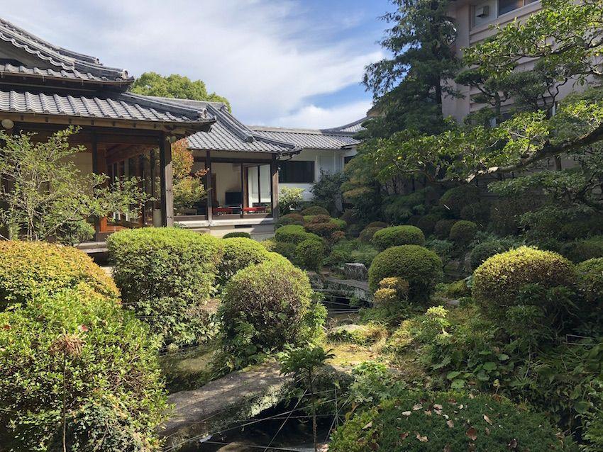 護国寺庭園 Gokoku Ji Temple Garden Shimabara Nagasaki 日本庭園 庭 庭園