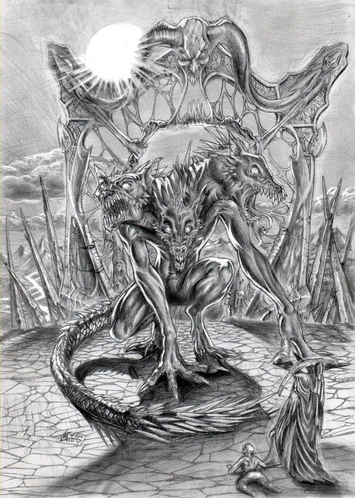 Рисованные черно белые картинки ад, открытку картинки черно-белые
