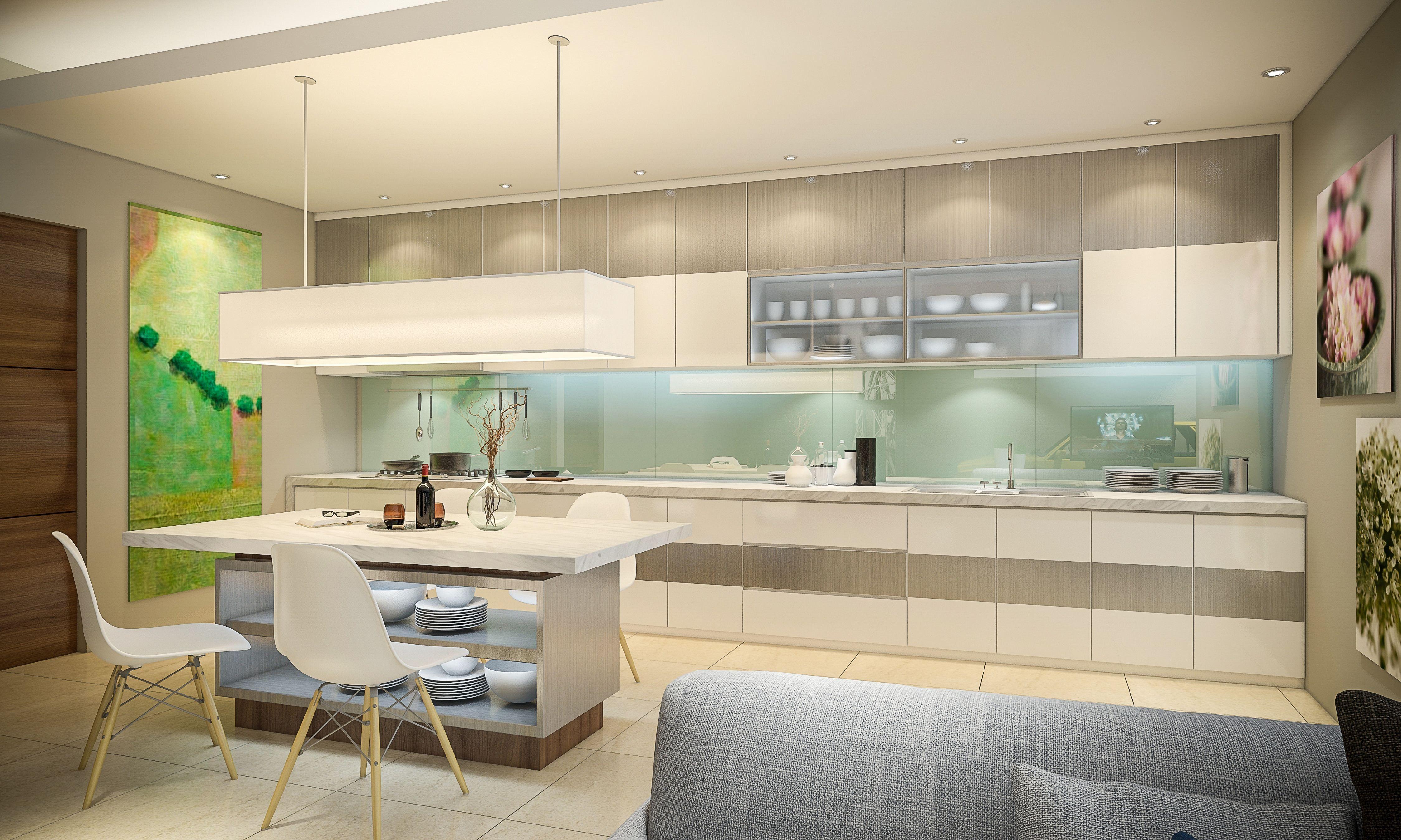 Inspirasi Kitchen Set Minimalis Portofolio By Linne Interior Designer Di Sejasa Com Interior Desain Dapur