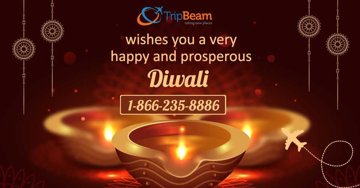 May the little lamps of Diwali lighten up your life with positivity, happiness and prosperity. Enjoy the festival, Happy Diwali!  #Tripbeam #HappyDiwali2019 #diwaligreetings #diwali #India #Diwali2019 #HappyDiwali #Love #Joy #Positivity #Happiness #diwalinights #DiwaliOutfit #DiwaliWishes