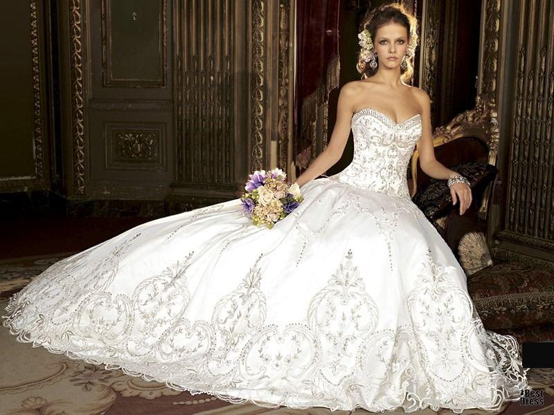 une-robe-de-mariee-magnifique-70 et plus encore sur www.robe2mariage ...