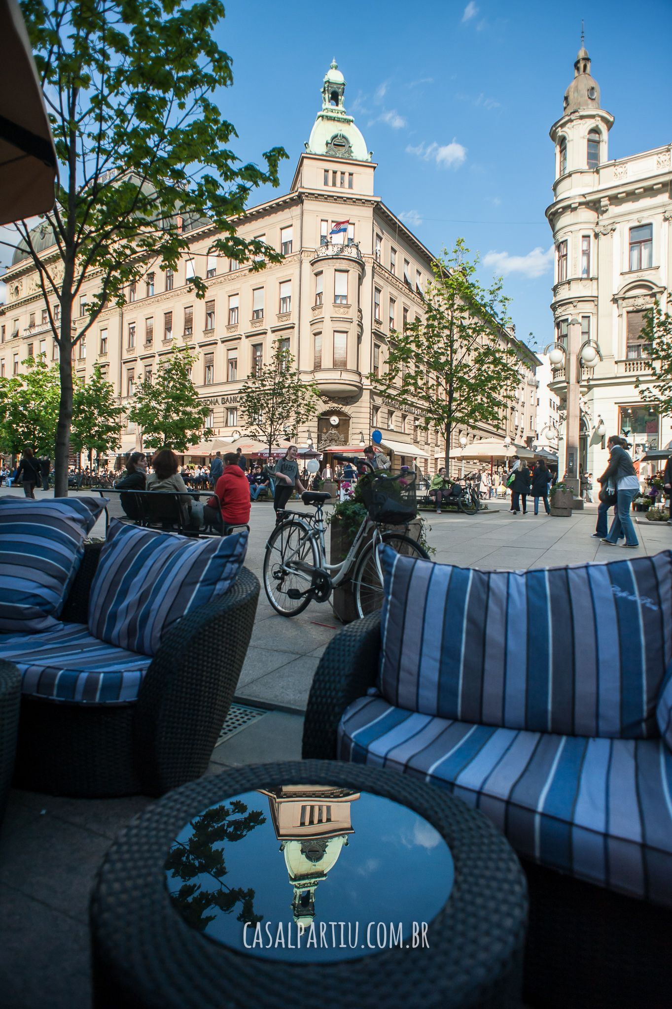 In Zagreb Croatia Having A Cup Of Coffee And Doing People Watching Zagreb Croatia Croatia Zagreb