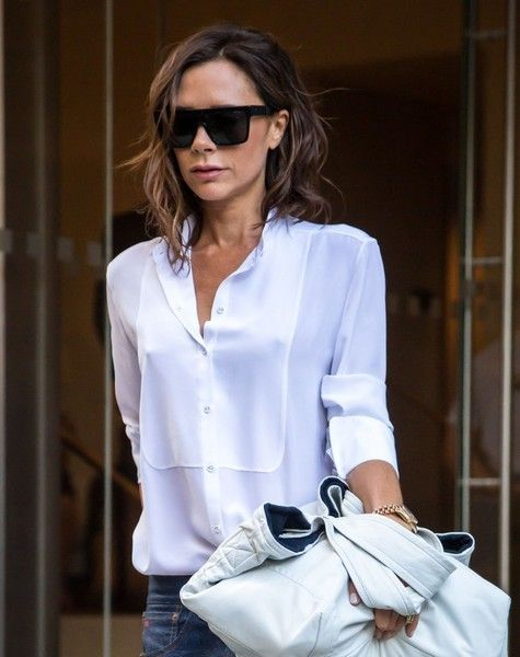 Victoria Beckham Photos Photos Victoria Beckham Leaves Her