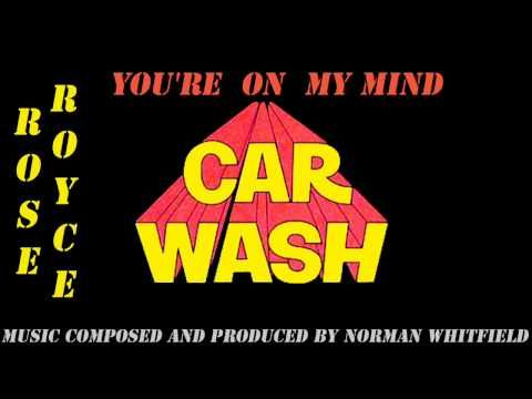 Rose Royce - You're On My Mind 1976 | Youre on my mind, Music blog, Soul music
