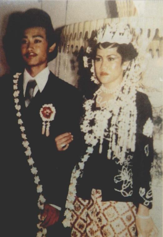 Prosesi Pernikahan Adat Pekalongan Jawa Tengah GWI