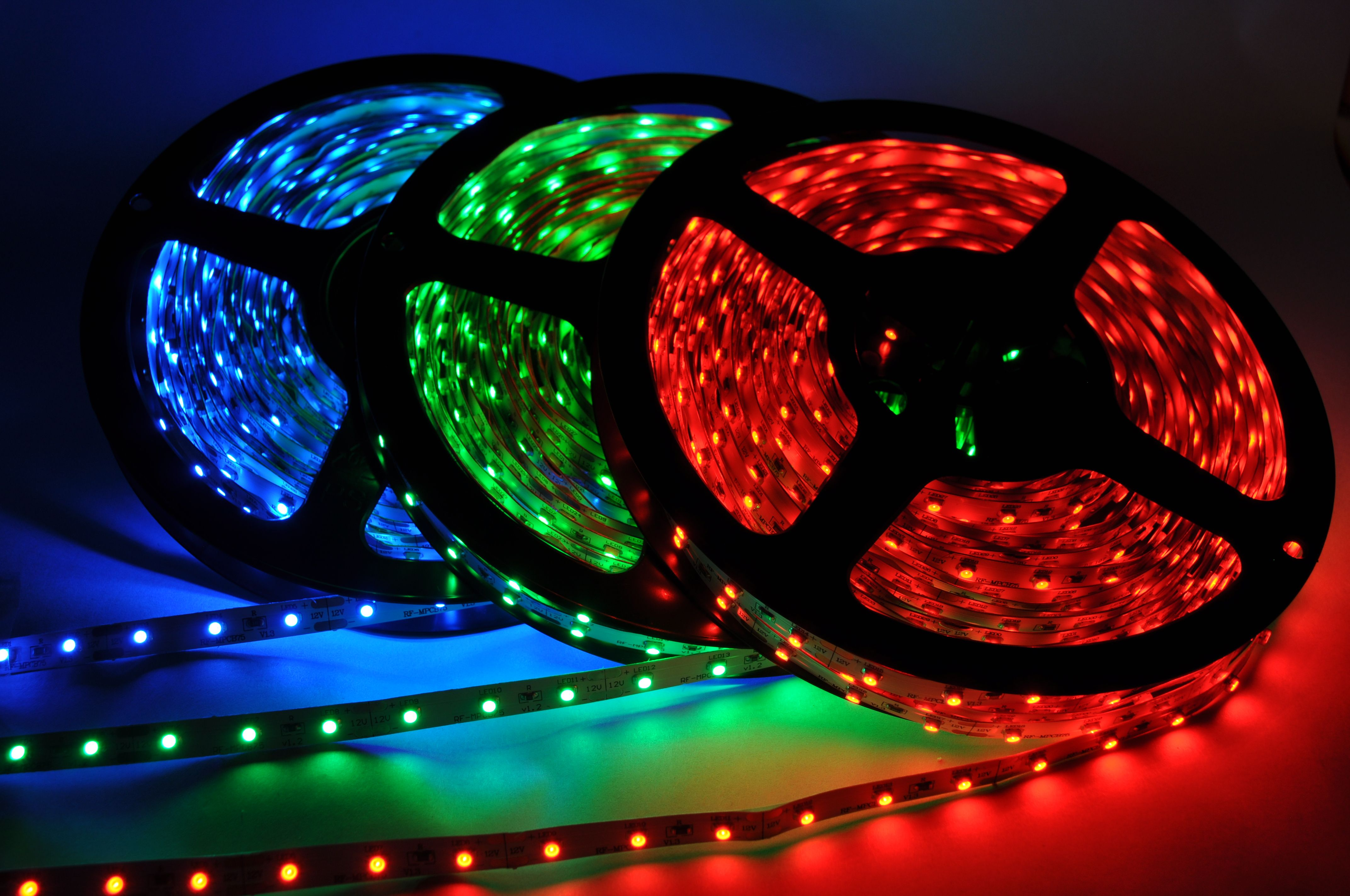 inspired led lighting. single color, and rgb color changing led lights add a spark of fun to any inspired led lighting