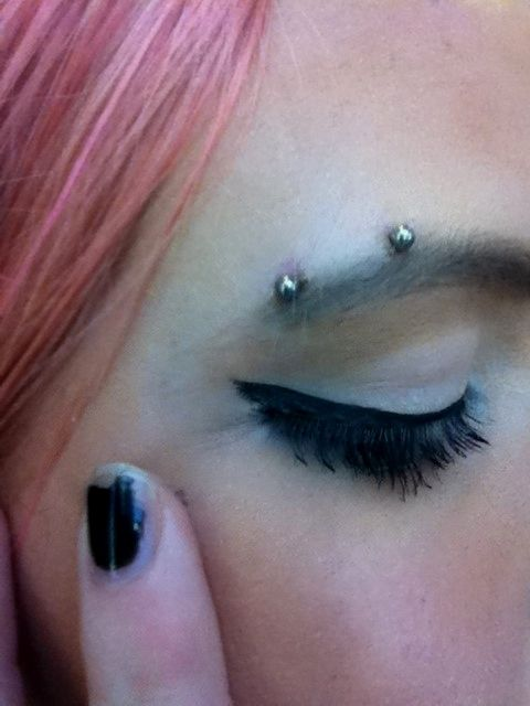 Arch Eyebrow Ring Tumblr C Pinterest Arched