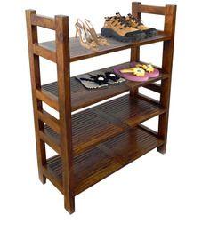 Wooden Shoe Racks Buy Wooden Shoe Racks Online In India At Best Prices Pepperfry Wooden Shoe Racks Shoe Rack Steel Furniture