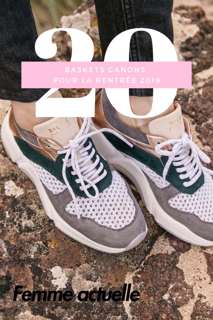 Baskets et sneakers : top 20 des modèles les plus stylés de