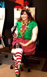Tacky Christmas Outfits.Pin On Ugly Christmas Sweater Party