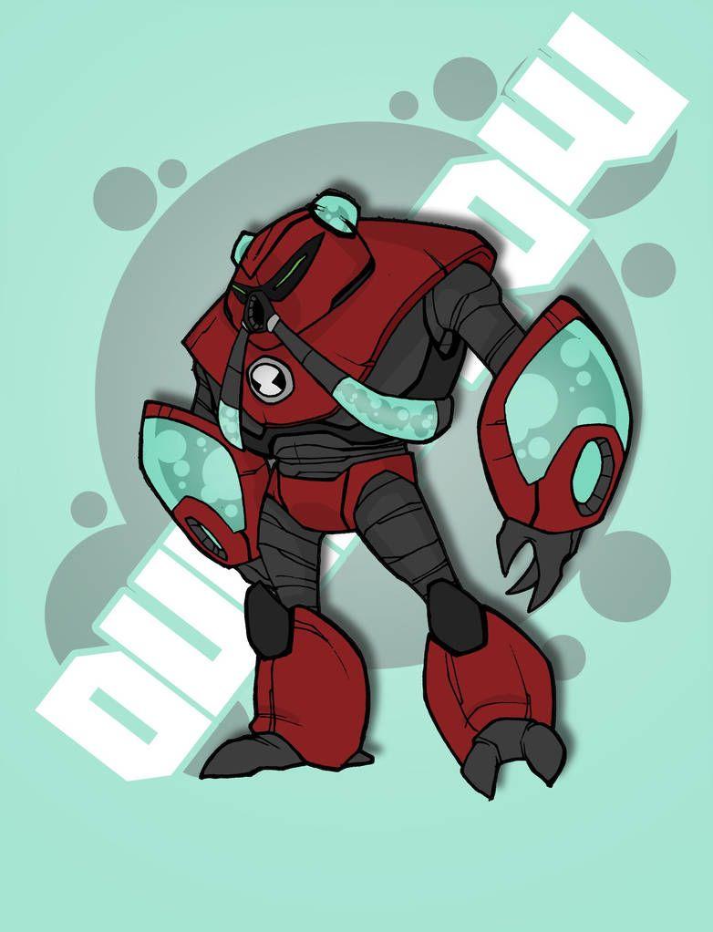 Overflow By Mrgreenlight Ben 10 Ben 10 Omniverse Cartoon Network Art