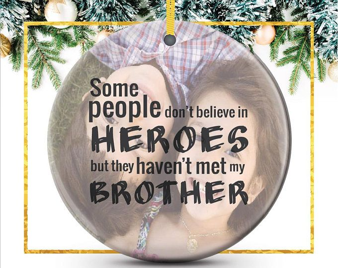 custom gift for your brother christmas gift ideas your brother will