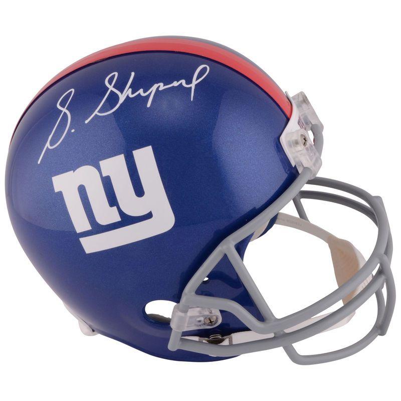 Sterling Shepard New York Giants Fanatics Authentic Autographed Riddell  Replica Helmet f3d8ee770