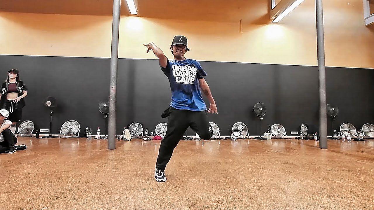 Money In The Grave Drake / Lyle Beniga Choreography