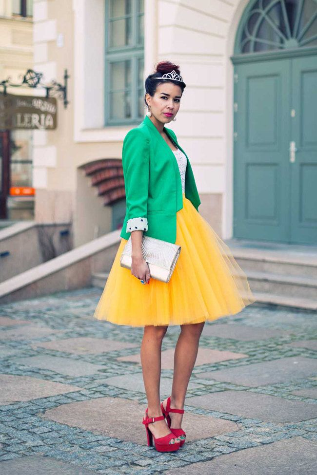 Adult Yellow Tulle Skirt Tutuskirt Petticoat Wedding Custom Made To Order