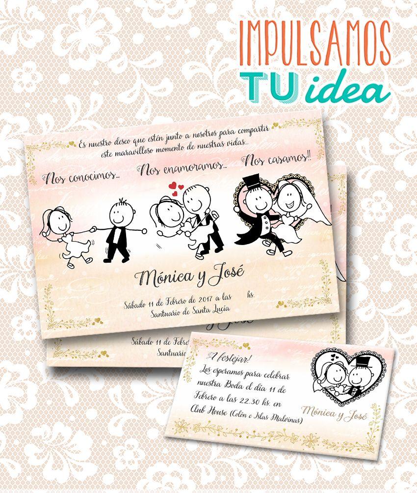 Pin En Ideas Para Invitaciones De Bodas