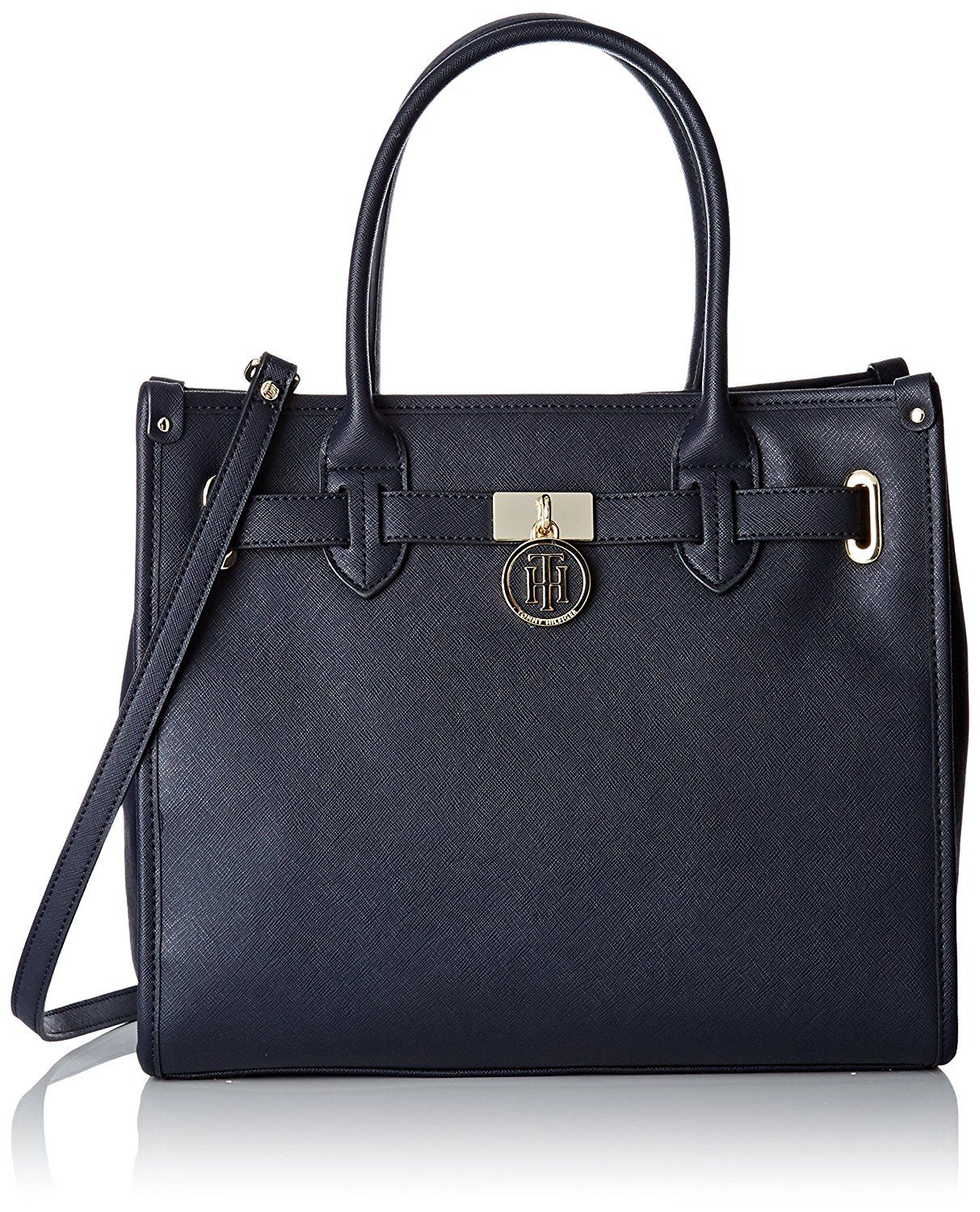 8b42d9aea233 Tommy Hilfiger Women's American Icon Tote Solid Tote | Women's Bags ...