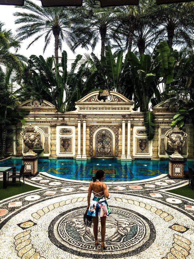 Miami The Versace Mansion Versace Mansion Miami Miami