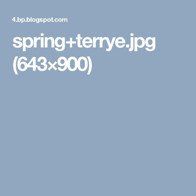 spring+terrye.jpg (643×900)