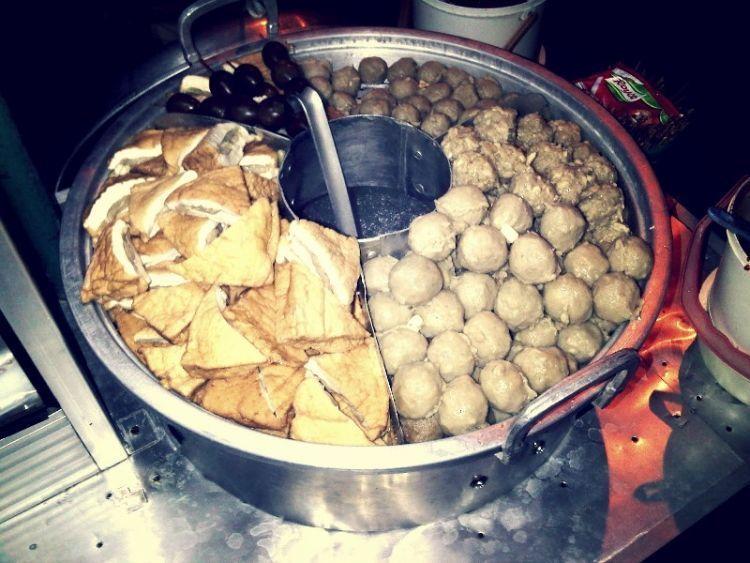 Resep Bakso Tusuk Atau Gopel Food Indonesian Desserts Tempura