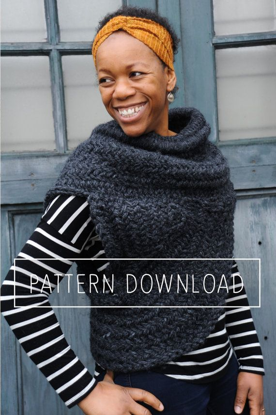K N I T T I N G P A T T E R N Knit Cowl Pattern The