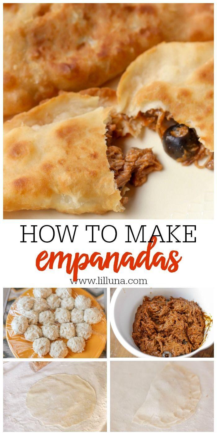 Photo of Homemade Beef Empanadas Recipe   Lil' Luna
