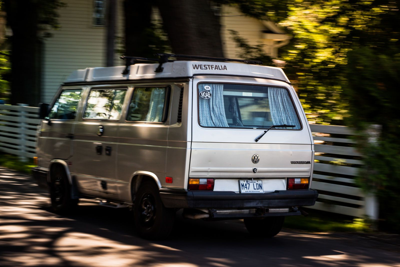 310ee620fd Why The Volkswagen Vanagon Westfalia Lives Up To The Hype