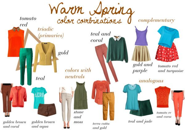 Spring Colors Expressing Your Truth Warm Spring Outfits Warm Spring Colors Warm Spring