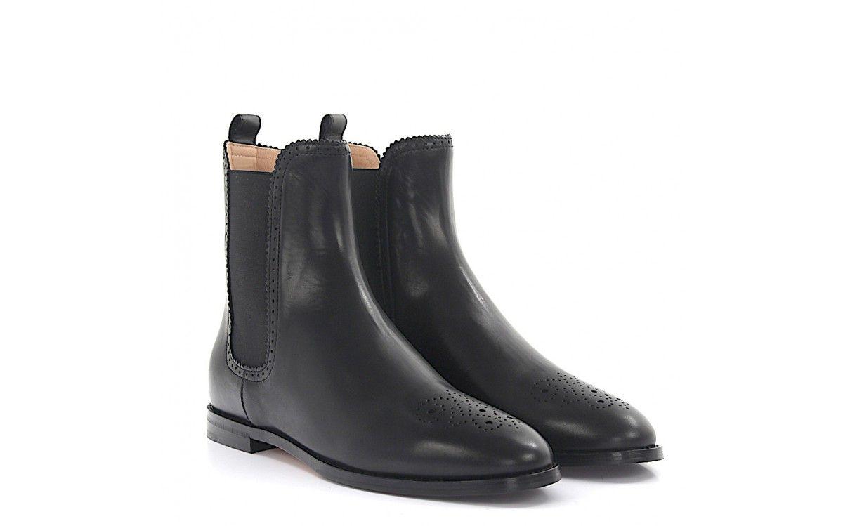 Unutzer Chelsea Boots 7400 Kalbsleder Schwarz Online Kaufen Budapester Com Mode Damen Modedesign