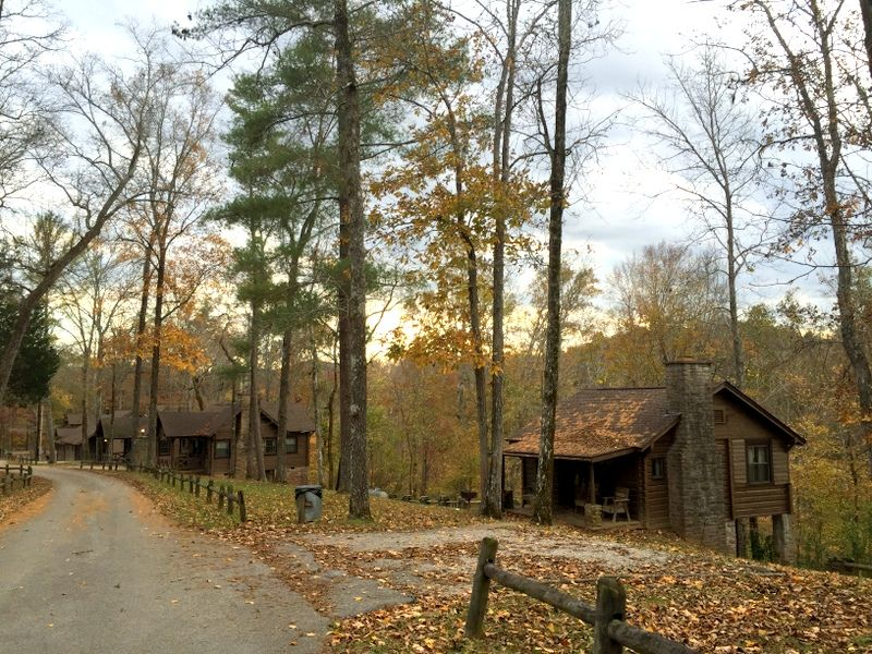 Standing Stone State Park Cabins, TN