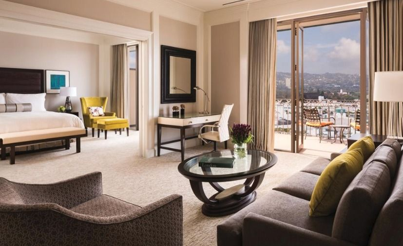 The Five Best 5 Star Hotels In Beverly Hills Beverly Wilshire