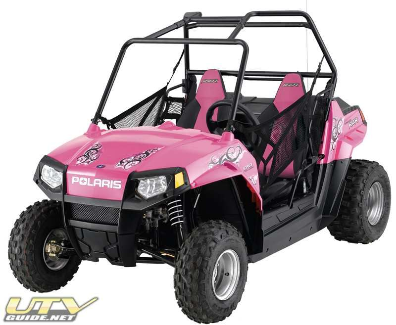 Pin by Butch Bogdin on 2014 polaris rzr | Pink motorcycle