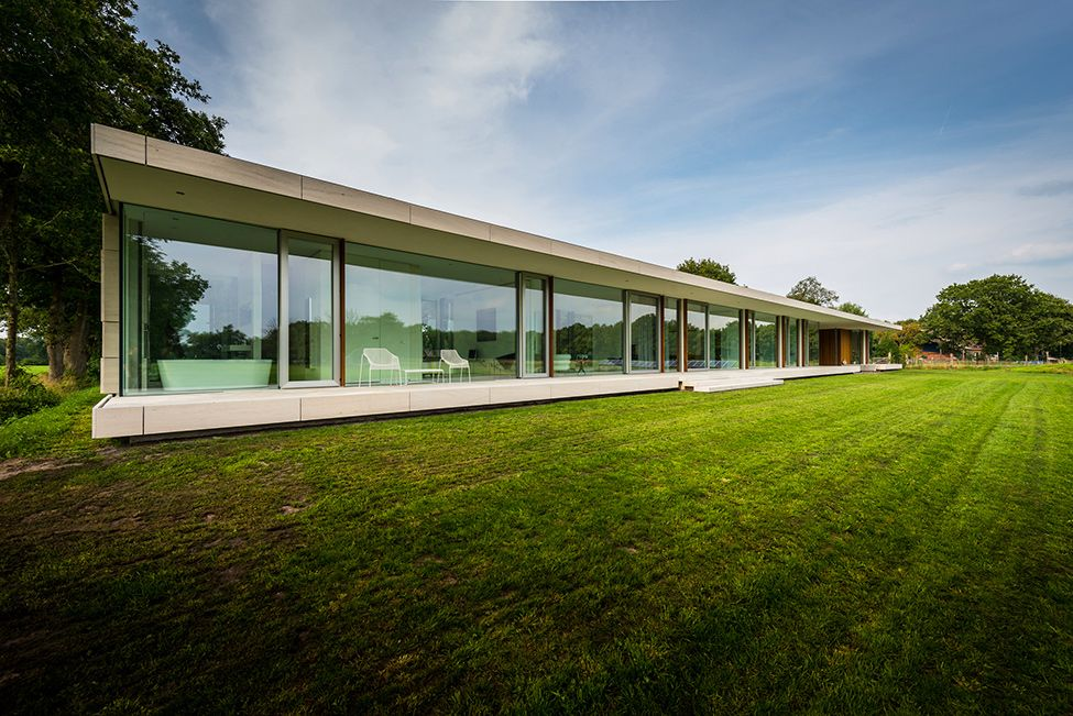 Openness house in the Netherlands One Storey House Designed Within on light house landscapes, most beautiful house architecture, most beautiful house in jamaica, beautiful home landscapes, most beautiful house plants, most beautiful house flowers,