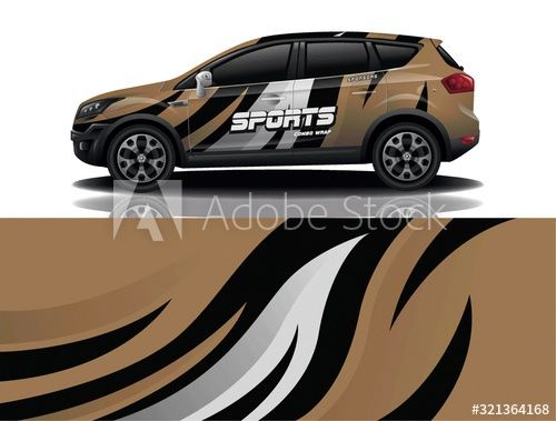 Suv car wrapping decal design , #ad, #car, #Suv, #wrapping, #design, #decal #Ad