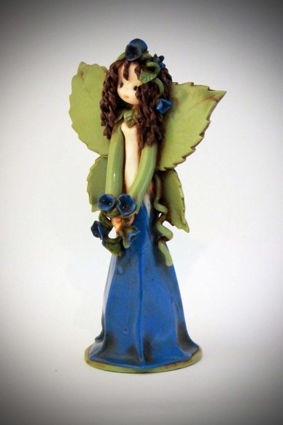 September fairy by fairiesbynuria on Etsy, $39.95