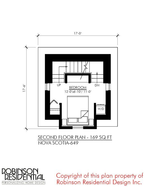 The Nova Scotia: Small Home Plans | favorite floor plans for tiny ...