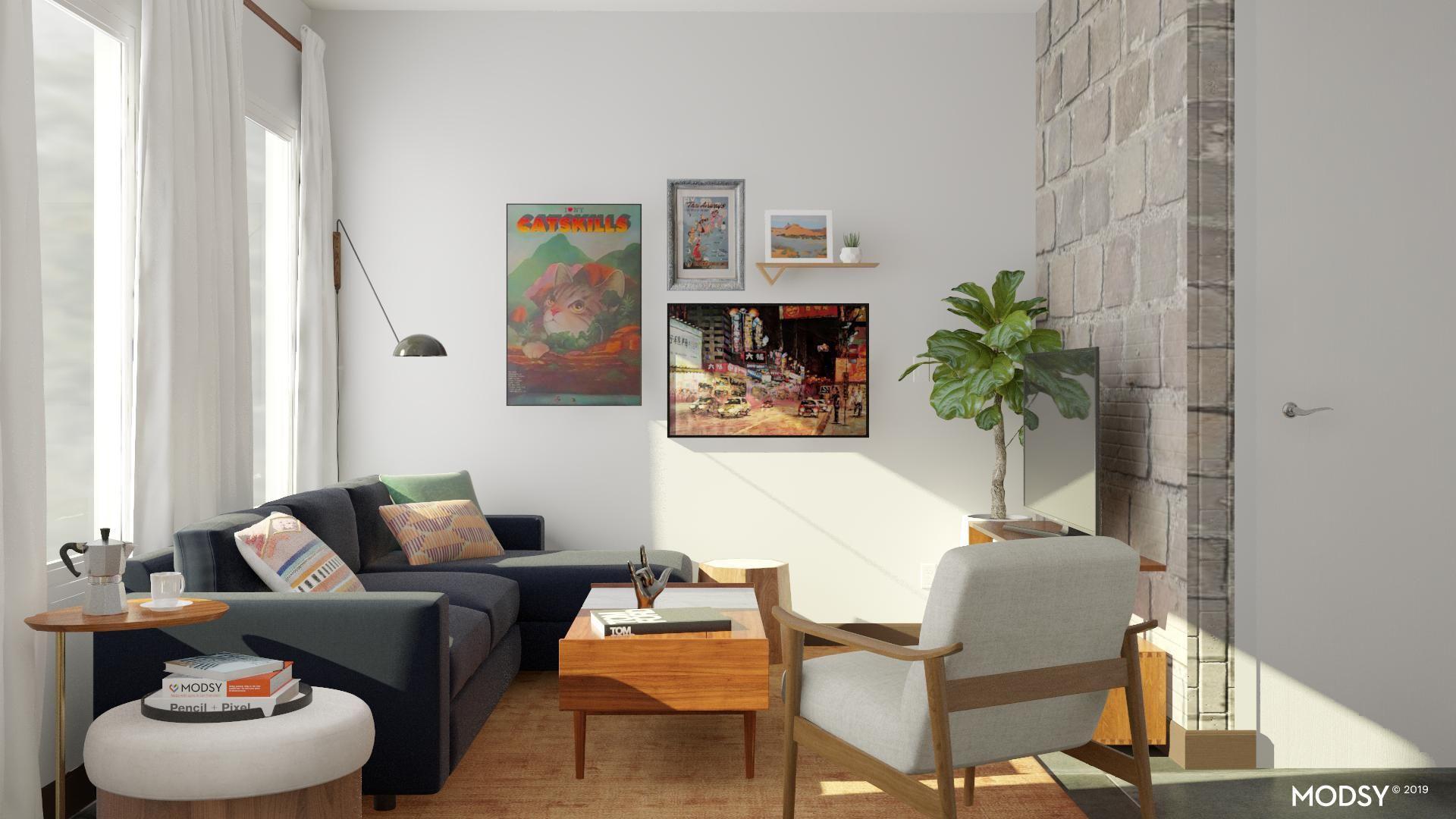 How To Design Your Room Interior Design Modsy Ikea