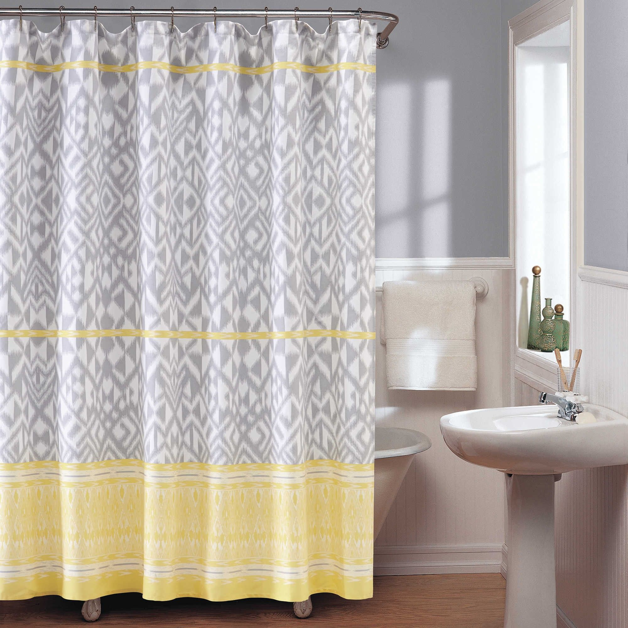 also modern curtain shower buffalo farmhouse linen of check