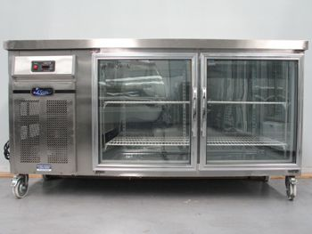 APS Cooling Display Tray /& Cover Catering Kitchen Buffet Restaurant Food Event
