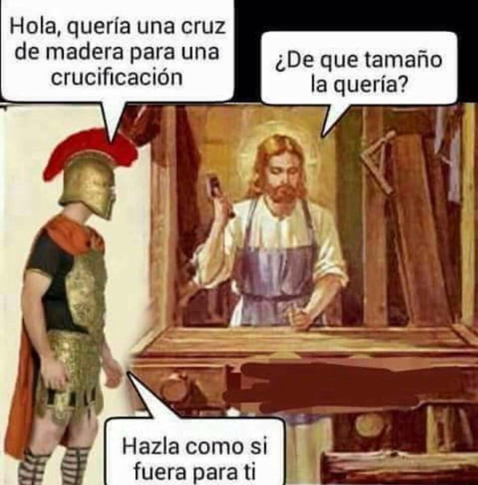 Meme Humor Jesus Semanasanta Memes Memes Divertidos Memes Para Reir