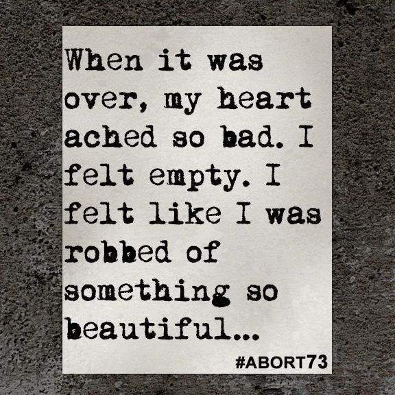 Abortion Quotes Custom This Abortion Story Came To Abort73 Through Our Online Submission