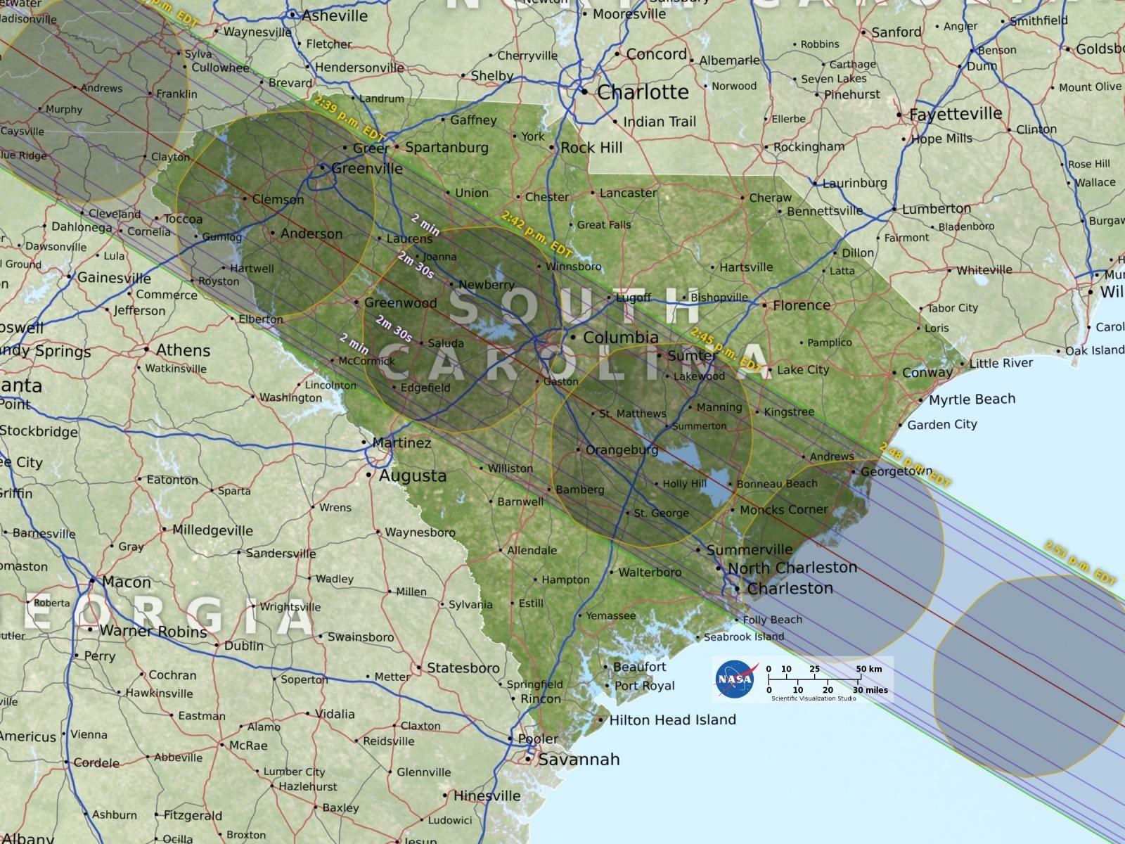 Image Result For Solar Eclipse 2017 Carolina Dreaming Pinterest