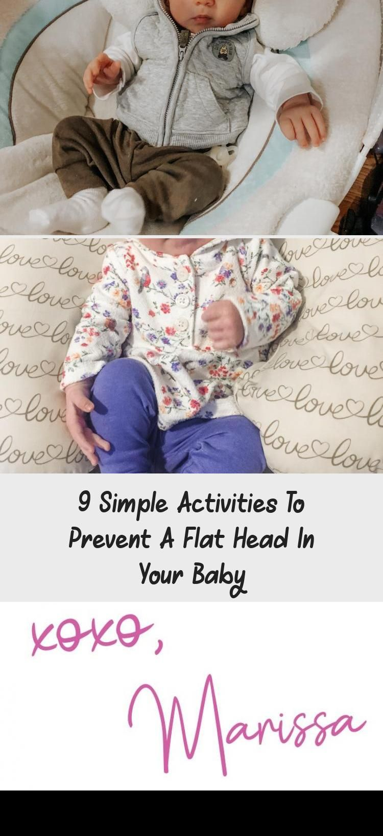 9 Simple Activities To Prevent A Flat Head In Your Baby ...
