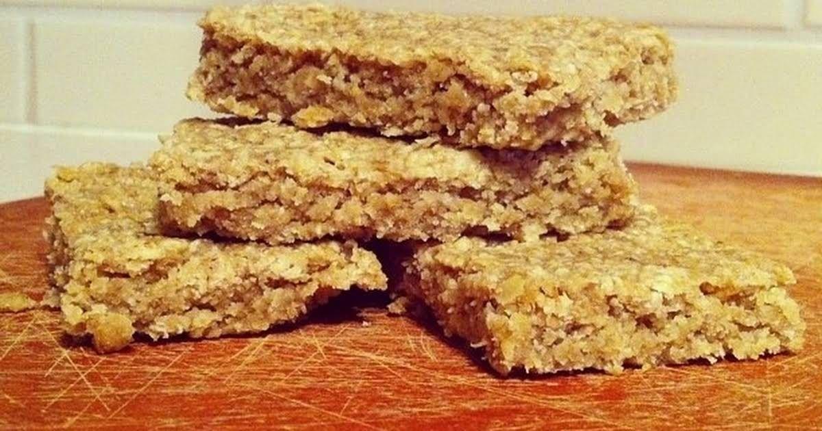No Bake Peanut Butter Oatmeal Bars Recipe Oat Bar Recipes Oatmeal Bars Healthy Peanut Butter Honey
