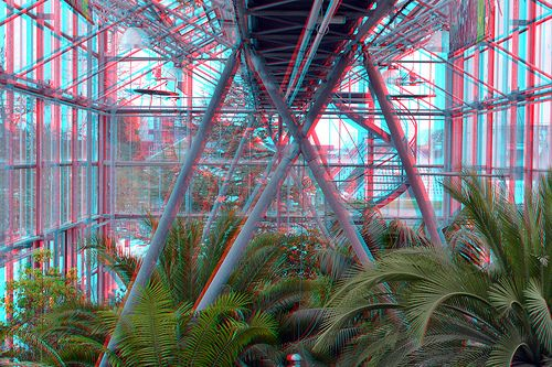Hortus Leiden 3D  Greenhouse