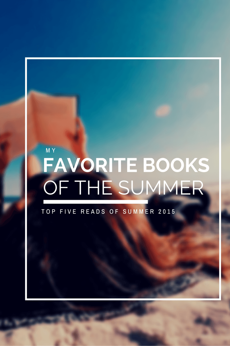 Summer is the time for me when it comes to reading. Want to know what my favorite books of the summer were? Click through to find out!