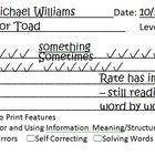 This Template Can Be Used With Avery Labels 5352 To Create You Take Notes On During Guided Reading And Then L Off Place In Indiv