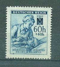 BOHEMIA & MORAVIA.....German Occupation...1942....WW2....Nurse & Soldier