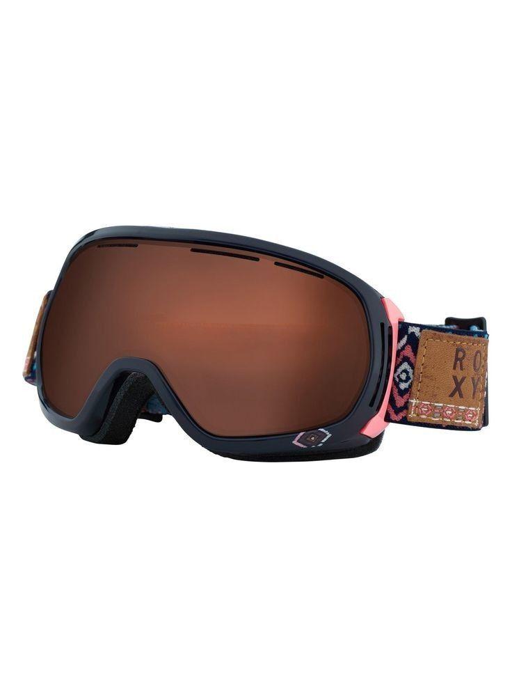 aa1870b1f93 BRAND NEW Roxy ROCKFERRY Women s SKI Snowboard Goggles- 129 with us  57  ITALY  ROXY